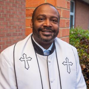 Rev. George W Odom Sr. headshot