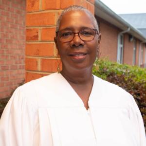 Rev. Sharahn Harris-Morgan headshot