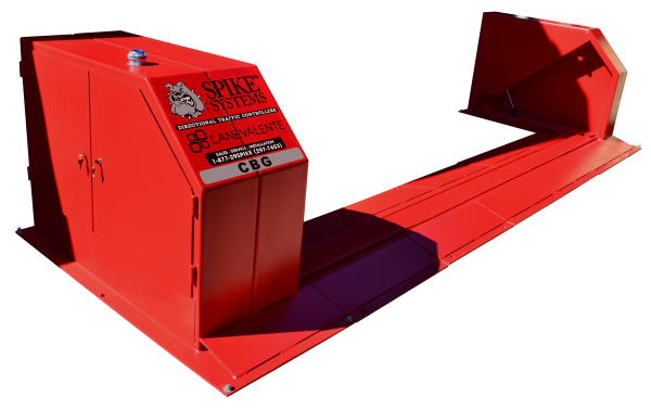 Spike Systems™ Crash Barrier Gate - CBG