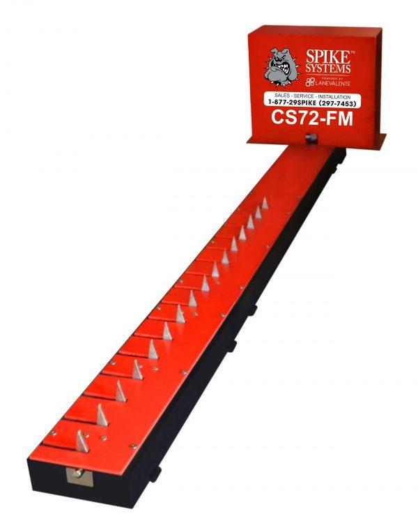 Spike-Systems™ Motorized Flush Mount Tiger Teeth - CS72-FM