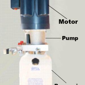CBG - Motor/Pump Assembly (Complete)