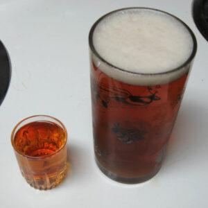 Boilermaker Cocktail