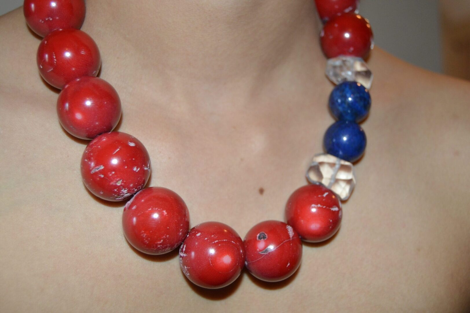 American Woman Necklace