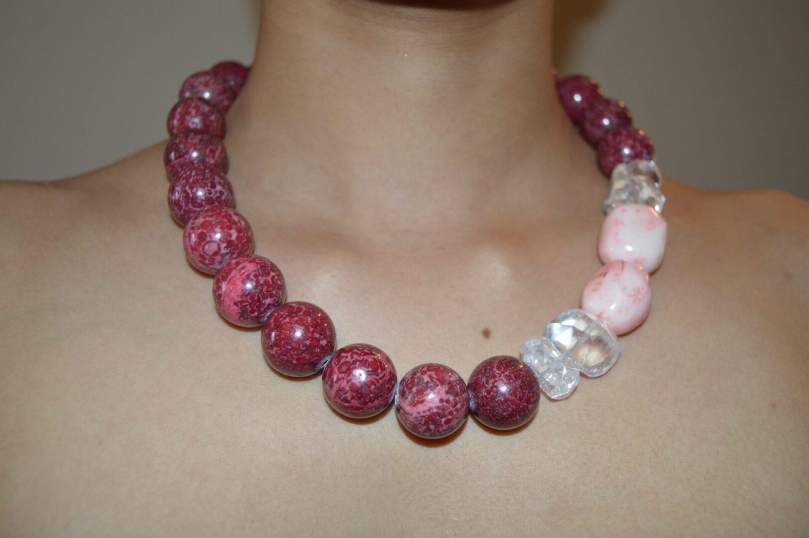 Lucious Cavegirl Necklace