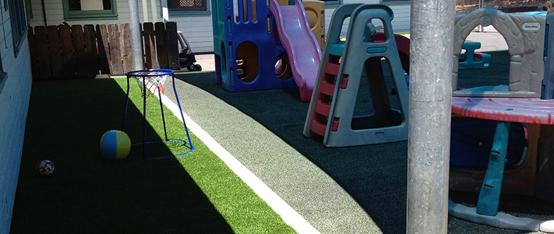 Cooling Down Artificial Grass