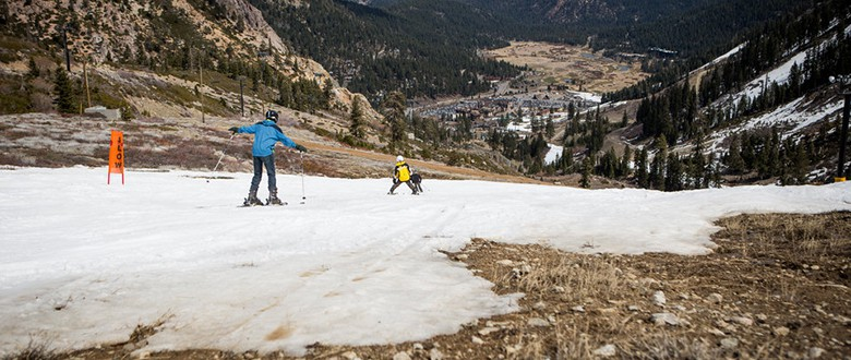 Is Artificial Grass a Snowpack Solution?