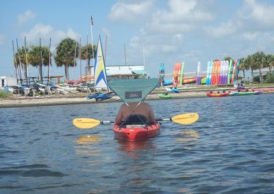 Adventure Canopies Canopy Bimini Top Kayak Florida   (1)