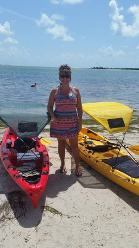 Adventure Canopies Canopy Bimini Top Kayak Florida 21