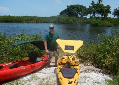 Adventure Canopies Canopy Bimini Top Kayak Florida   (3)