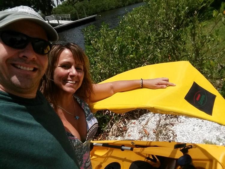Adventure Canopies Canopy Bimini Top Kayak Florida (6)