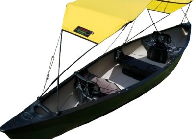 Canoe Tandem Adventure Canopies sun shade