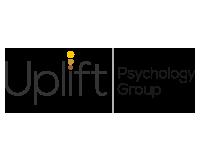 uplift psych group logo