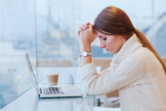 What's The Difference Between Anxiety & Stress?