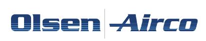 Olsen | Airco logo