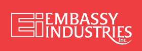 Embassy Industries logo