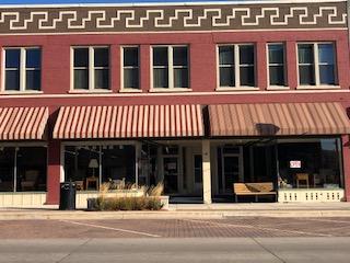 Adams Bros storefront