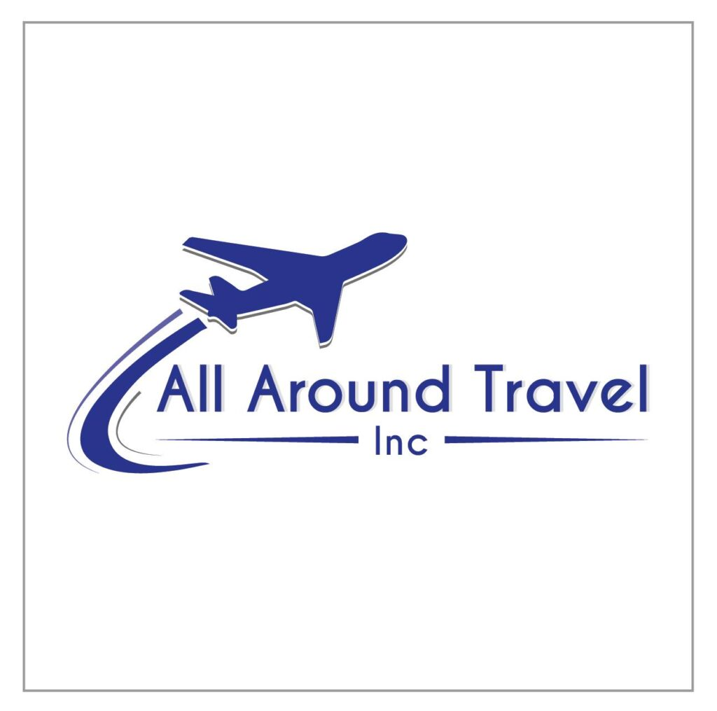 All Around Travel logo