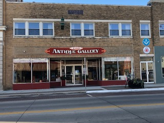 Antique Gallery storefront