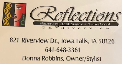 Reflections on Riverview logo