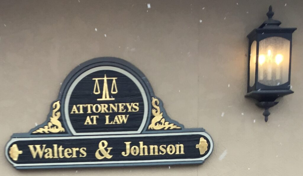 Walters & Johnson