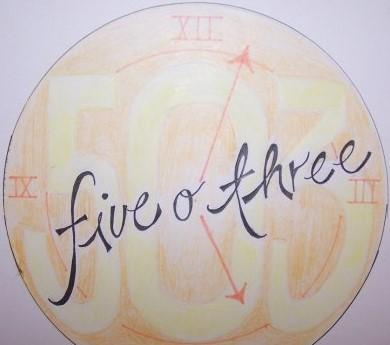 Five O Three logo (2)