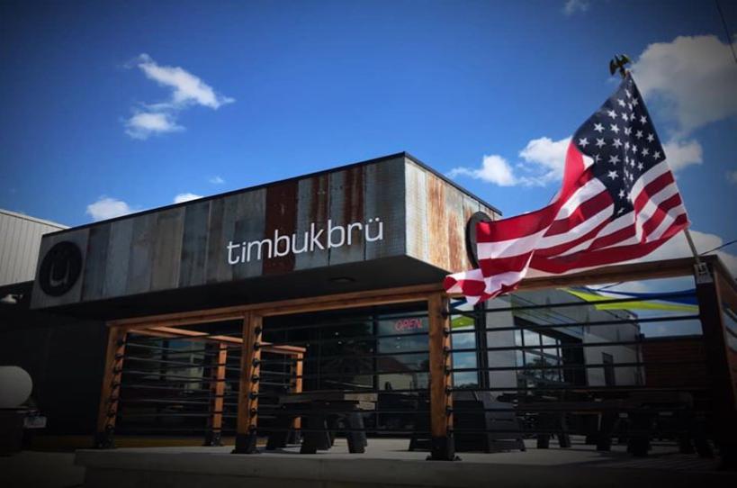 Timbukbru front building