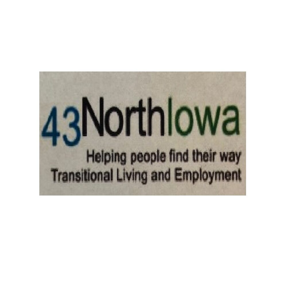 43 North Iowa logo for website