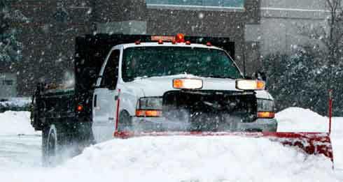 plow-snow