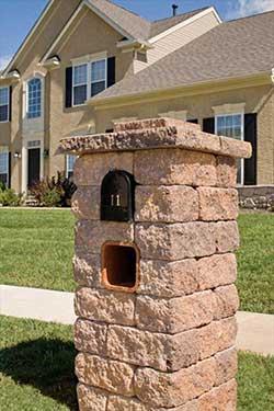 stone-mailbox