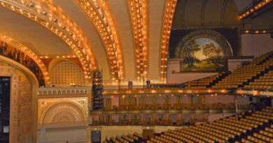 Auditorium Theatre Awarded $425K Grant from the MacArthur Foundation