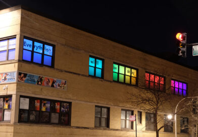 Chicago Children's Theatre Launches At-Home Initiative with Hope-Affirming Window Installation