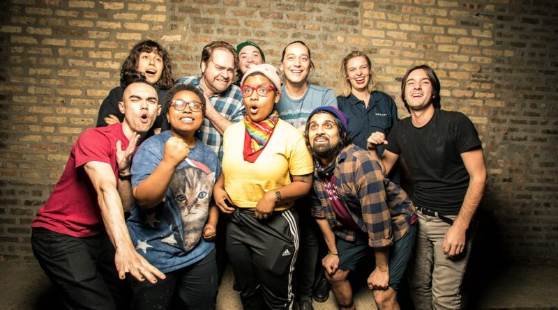 The Neo-Futurists Ensemble