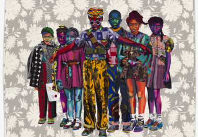 Patterns in History: Bisa Butler Portraits at The Art Institute