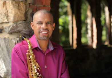 Saxophonist-Steve-Wilson