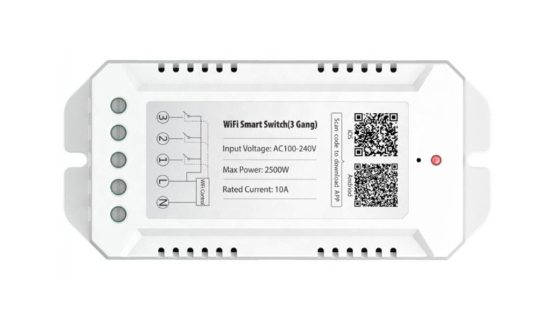 smart wifi switches