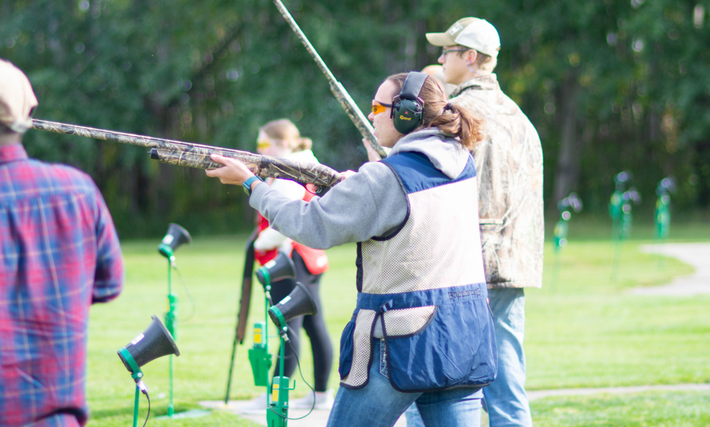 Morgan Burns, Northland Clay Target