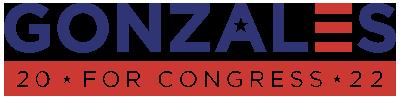 Christopher Gonzales for U.S. Congress