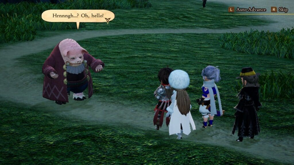 bravely default 2 parent game review