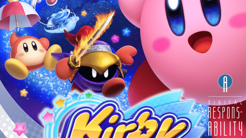 Digital Parenting Review Kirby Star Allies