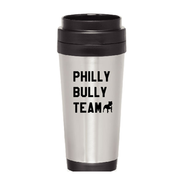 Philly Bully Team Insulated Travel Mug