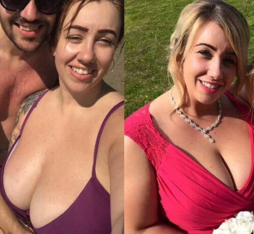 Woman with 38KK breasts cries out (Photos)
