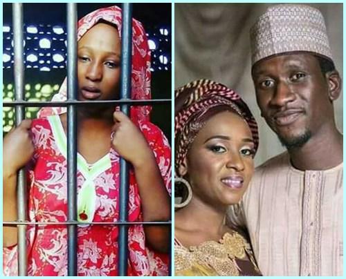 Maryam Sanda Sentenced to death by hanging for killing Husband Bilyaminu Bello