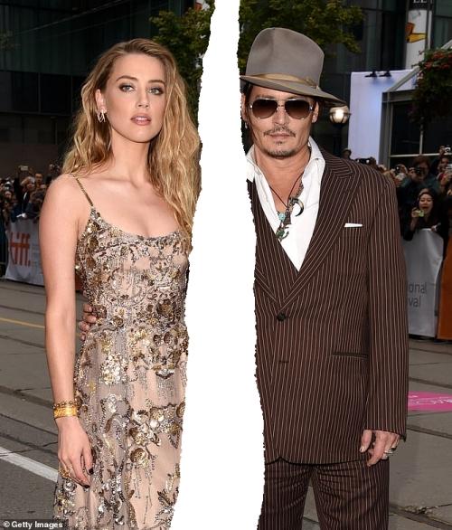 #JusticeForJohnnyDepp Have Revealed More, Making Amber Heard Claim Inconclusive