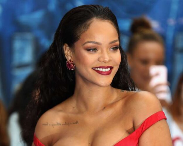 COVID19 Lockdown-Rihanna Has Donated $2.1 Million To Assist Victims of Domestic Abuse