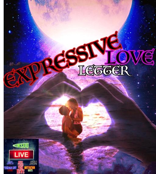Expressive Love letter- sinzuulive