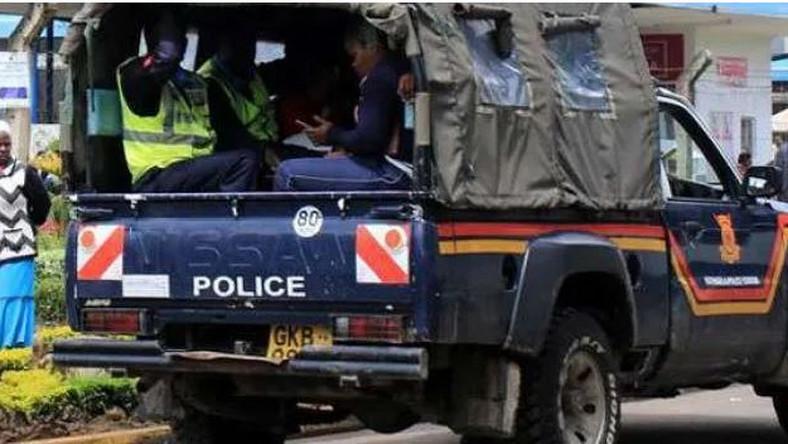 Kenya Policeman Rape- sinzuulive
