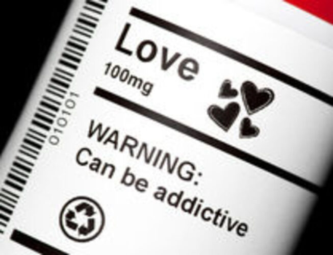 Love is a strong addiction – Poem