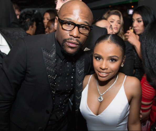 Mayweather's Daughter Iyanna Arrested For Stabbing NBA Youngboy Sidechick