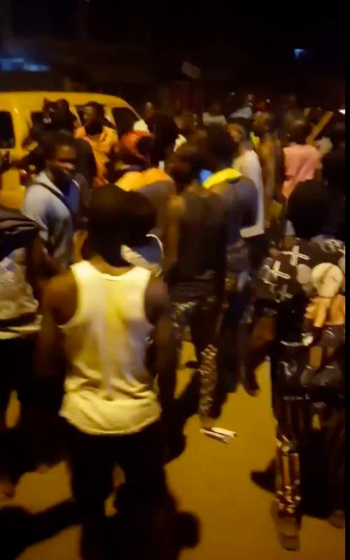 #Unrest South West Nigeria -sinzuulive