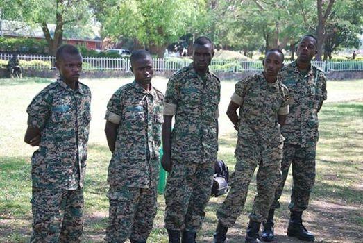 UPDF army court - sinzuulive